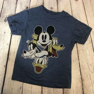 DISNEY Character Tee Shirt Size Small / 4T